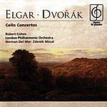 Robert Cohen Elgar & Dvorák Cello Concertos (Remastered)