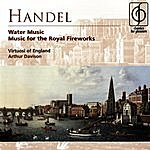 George Frideric Handel Water Music/Music For The Royal Fireworks (Remastered)