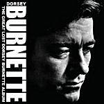 Dorsey Burnette The Great Lost Dorsey Burnette Album (Remastered)
