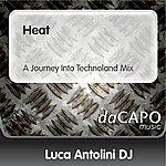 Luca Antolini DJ Heat (A Journey Into Technoland Mix)