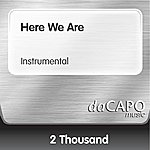 2 Thousand Here We Are (Instrumental)