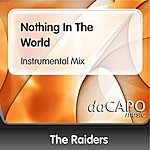 The Raiders Nothing In The World (Instrumental Mix)