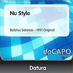 Datura Nu Style (Boletus Satanas - 1991 Original)