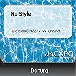 Datura Nu Style (Hyioscianus Niger - 1991 Original)