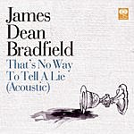 James Dean Bradfield That's No Way To Tell A Lie (Acoustic Version)