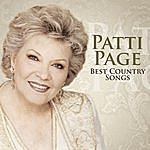 Patti Page Best Country Songs