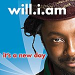 will.i.am It's A New Day (Single)