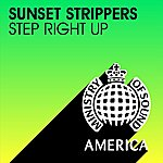 Sunset Strippers Step Right Up (5-Track Maxi-Single)