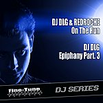 DJ DLG On The Run/Back For More/Got You Moving EP