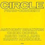 Anthony Braxton Paris Concert