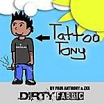 Paul Anthony Tattoo Tony