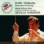 Academy Of St. Martin-In-The-Fields Dvorák/Grieg/Tchaikovsky: String Serenades