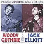 Woody Guthrie The Musical Grandfather & Father Of Bob Dylan (Digitally Remastered)