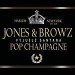 Jim Jones Pop Champagne