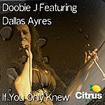 Doobie J If You Only Knew (Feat. Dallas Ayres)