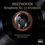 "Otto Klemperer Beethoven: Symphony No.3, ""Eroica""/Leonore Overtures Nos.1 & 2 (Otto Klemperer, 1954-1955 Recordings)"