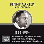 Benny Carter Complete Jazz Series 1952 - 1954