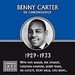Benny Carter Complete Jazz Series, 1929-1933
