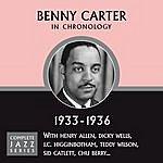 Benny Carter Complete Jazz Series, 1933-1936