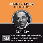 Benny Carter Complete Jazz Series, 1937-1939