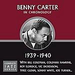 Benny Carter Complete Jazz Series, 1939-1940
