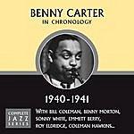 Benny Carter Complete Jazz Series, 1940-1941
