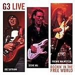 G3 G3 Live:  Rockin' in the Free World