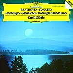 "Emil Gilels Piano Sonatas Nos.8 ""Pathétique"", 13 & 14 ""Moonlight"""
