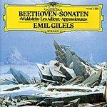 "Emil Gilels Piano Sonatas Nos.21""Waldstein"", 26 ""Les Adieux"" & 23 ""Appassionata"""