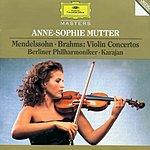 Anne-Sophie Mutter Mendelssohn/Brahms: Violin Concertos