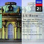 Stuttgarter Kammerorchester Bach, J.S.: The Art of Fugue/A Musical Offering