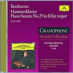 "Emil Gilels Piano Sonata No. 29 in B Flat, Op.106 -""Hammerklavier"""