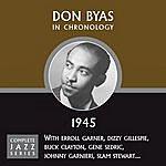 Don Byas Complete Jazz Series 1945 Vol. 1