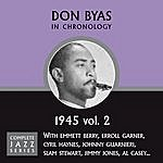 Don Byas Complete Jazz Series 1945 Vol. 2