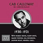 Cab Calloway Complete Jazz Series 1930 - 1931