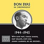 Don Byas Complete Jazz Series 1944 - 1945