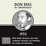 Don Byas Complete Jazz Series 1952