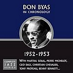 Don Byas Complete Jazz Series 1952 - 1953