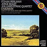 Itzhak Perlman Concerto in D Major For Violin, Piano And String Quartet, Op. 21