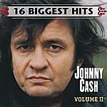 Johnny Cash 16 Biggest Hits, Vol.2