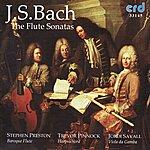 Trevor Pinnock Bach: The Flute Sonatas