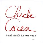 Chick Corea Piano Improvisations Vol.1