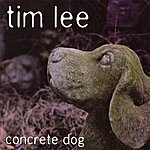 Tim Lee Concrete Dog
