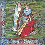 Julia Lane Tapestry I: Ladies