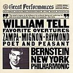 Leonard Bernstein Favorite Overtures