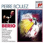 Pierre Boulez Berio: Chemins II & Chemins IV/Points On The Curve To Find