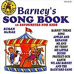 Susan McRae Barney's Song Book - 16 Favourites For Kids