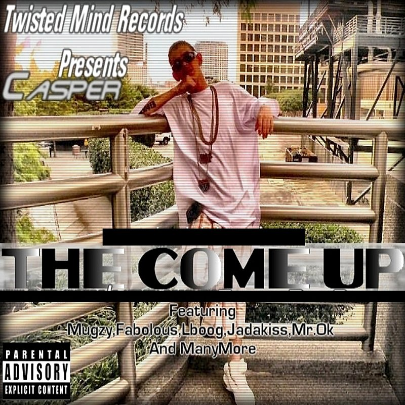 Cover Art: The Come Up