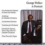 Eric Thomas George Walker, A Portrait