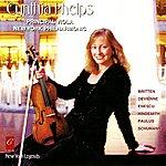 New York Philharmonic Cynthia Phelps Plays Enescu, Britten, Hindemith, Devienne, et al.